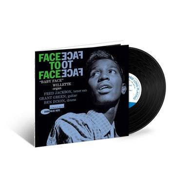 Face to Face LP (Vinyl)