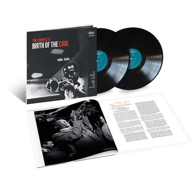 Miles Davis The Complete Birth of The Cool 2LP (Vinyl)