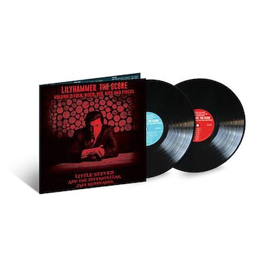 Lilyhammer: The Score - Volume 2: Folk, Rock, Rio, Bits and Pieces LP (Vinyl)