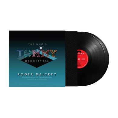 Roger Daltrey The Who's Tommy Orchestral 2LP (Vinyl)