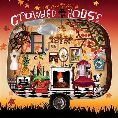 The Very Very Best Of Crowded House 2LP (Vinyl)