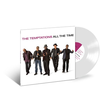 The Temptations All The Time LP (Vinyl)