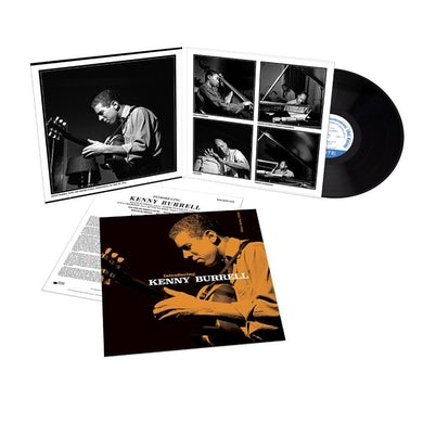 Introducing Kenny Burrell LP (Vinyl)