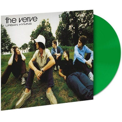 The Verve Urban Hymns Limited Edition LP (Vinyl)