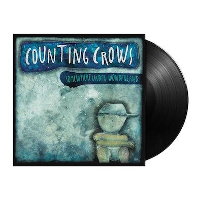 Counting Crows Somewhere Under Wonderland LP (Vinyl)