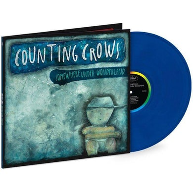 Counting Crows Somewhere Under Wonderland Limited Edition LP (Vinyl)