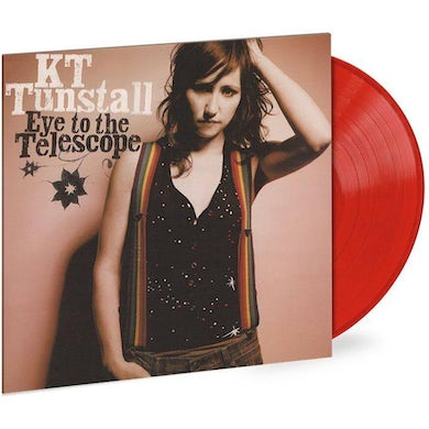 Kt Tunstall Eye To The Telescope Limited Edition LP (Vinyl)