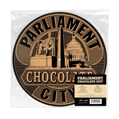 Parliament Chocolate City Picture Disc (Vinyl)