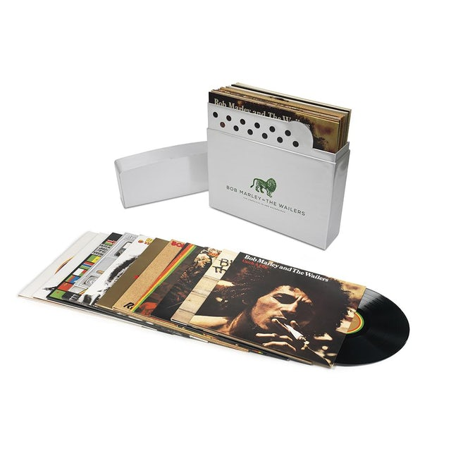 Bob Marley The Complete Island Recordings