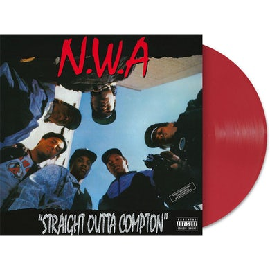 N.W.A. Straight Outta Compton Limited Edition LP (Vinyl)