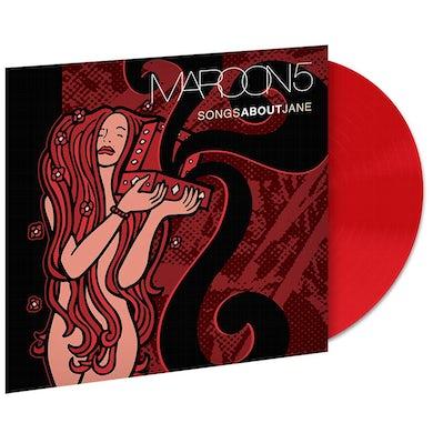 Maroon 5 Songs About Jane LP (Vinyl)