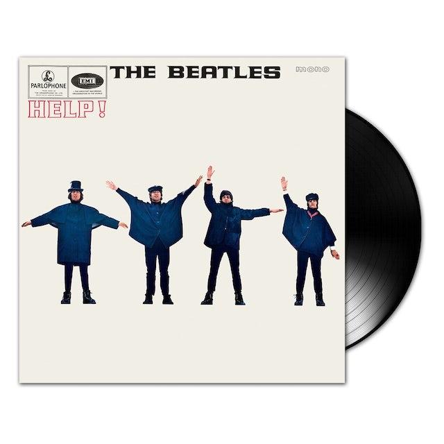 The Beatles Help! (Mono LP) (Vinyl)