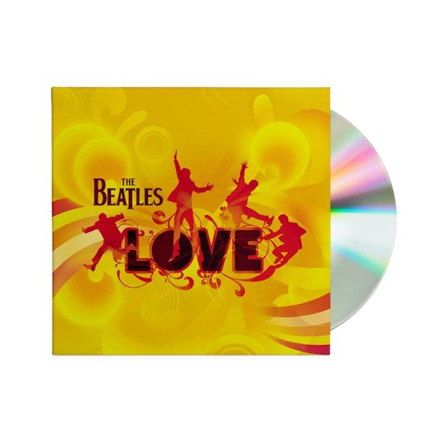 The Beatles LOVE CD/DVD Combo
