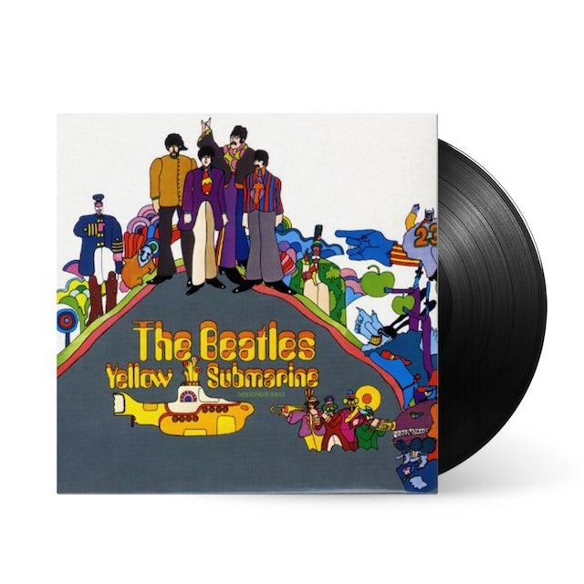 The Beatles Yellow Submarine Vinyl