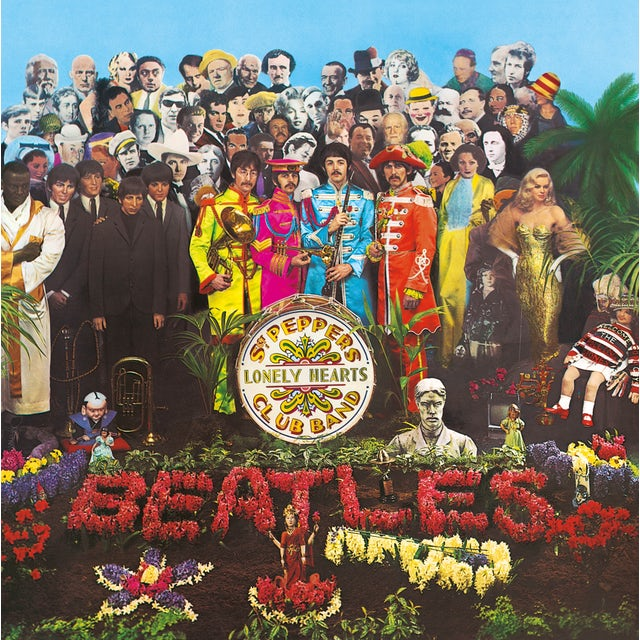 The Beatles Sgt. Pepper's Lonely Hearts Club Band Anniversary Edition LP Picture Disc (Vinyl)