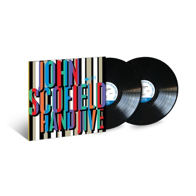 Hand Jive LP (Vinyl)