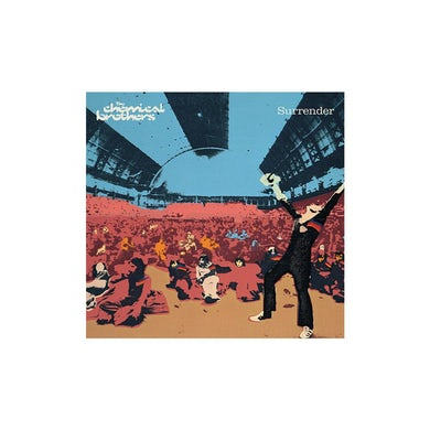 The Chemical Brothers Surrender 2CD