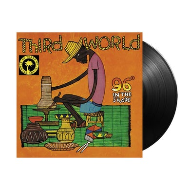 Third World 96° In The Shade LP (Vinyl)