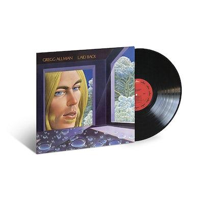 Gregg Allman Laid Back LP (Vinyl)