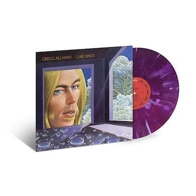 Gregg Allman Laid Back Limited Edition LP (Vinyl)