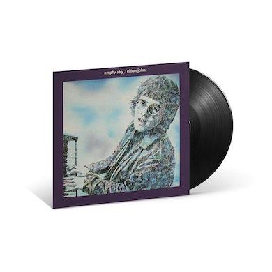 Elton John Empty Sky LP (Vinyl)