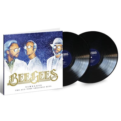 Bee Gees Timeless The All-Time Greatest Hits LP (Vinyl)