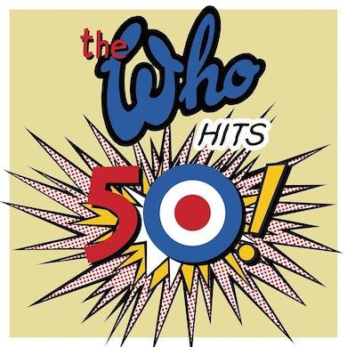 The Who Hits 50 2LP (Vinyl)