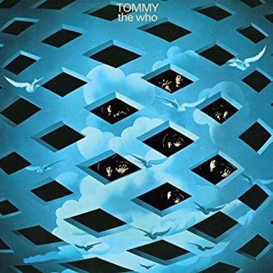 The Who Tommy 2LP (Vinyl)