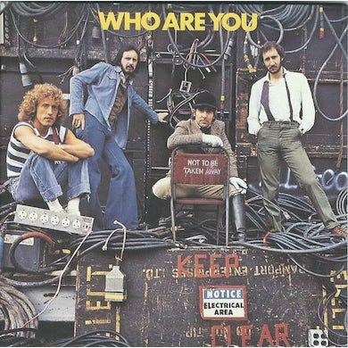 The Who Are You LP (Vinyl)