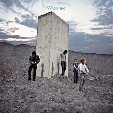 The Who's Next LP (Vinyl)