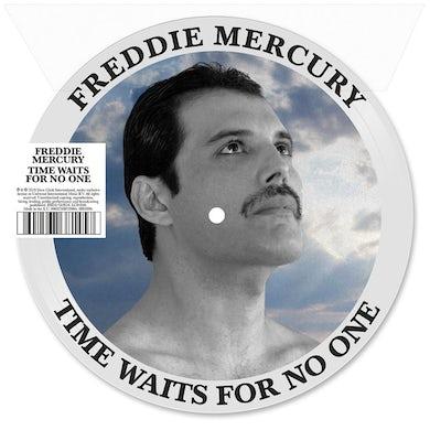 "Freddie Mercury Time Waits For No One 7"" (Vinyl)"