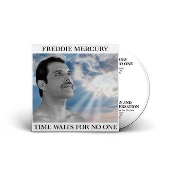 Freddie Mercury Time Waits For No One CD
