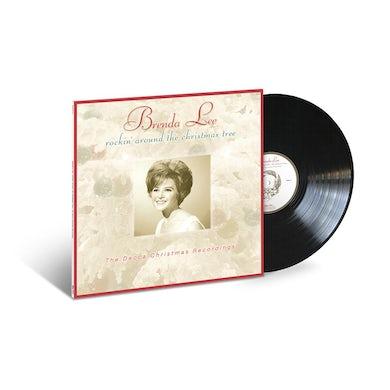 Brenda Lee Rockin' Around The Christmas Tree LP (Vinyl)