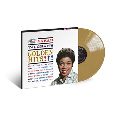 Golden Hits Limited Edition LP (Vinyl)