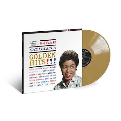 Sarah Vaughan Golden Hits Limited Edition LP (Vinyl)
