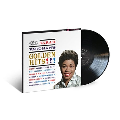 Golden Hits LP (Vinyl)