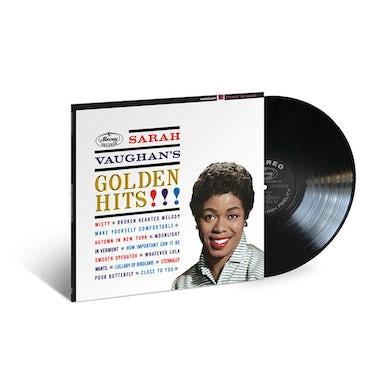 Sarah Vaughan Golden Hits LP (Vinyl)