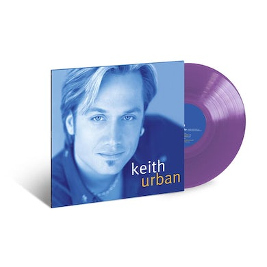 Keith Urban Limited Edition LP (Vinyl)