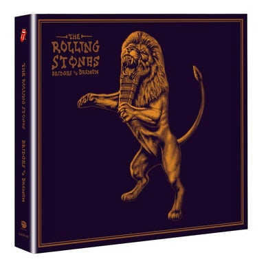 The Rolling Stones Bridges to Bremen DVD + 2CD