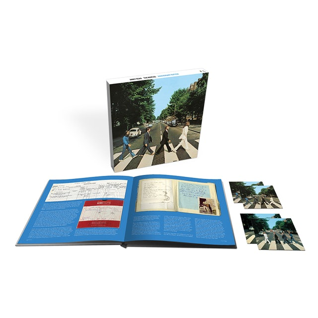 The Beatles Abbey Road Super Deluxe Edition (4 Disc)