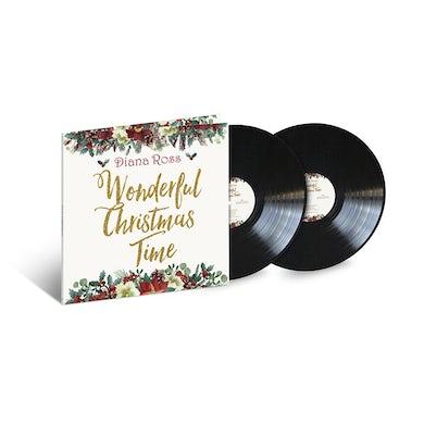 Diana Ross Wonderful Christmas Time 2LP (Vinyl)