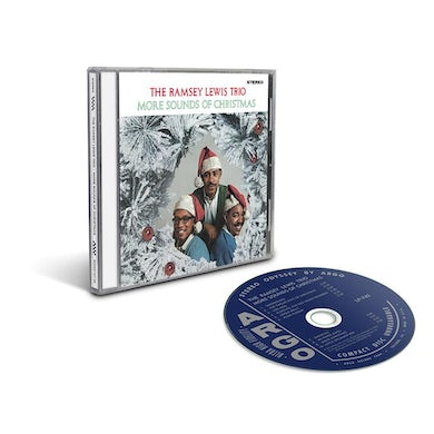 Ramsey Lewis More Sounds of Christmas CD