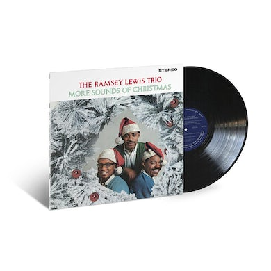 Ramsey Lewis More Sounds of Christmas LP (Vinyl)