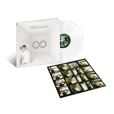 Hoobastank The Reason 15th Anniversary Collector's Edition LP (Vinyl)