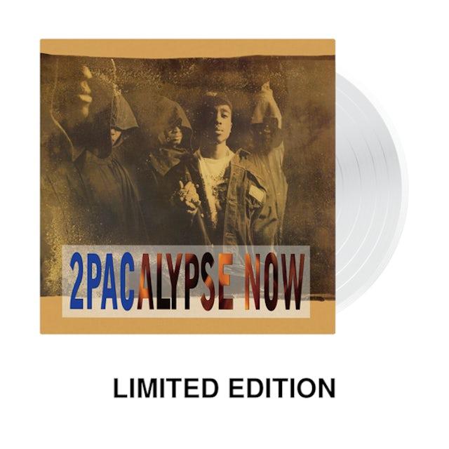 2Pacalypse Now LP Limited Edition Clear Vinyl
