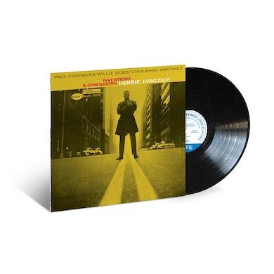 Herbie Hancock Inventions & Dimensions LP (Vinyl)