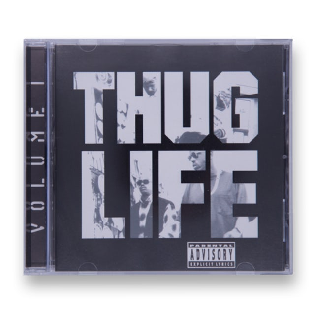 Tupac Thug Life Vol 1 CD