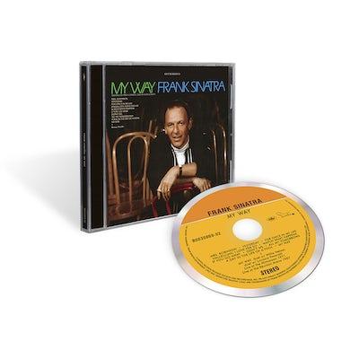 Frank Sinatra My Way 50th Anniversary CD