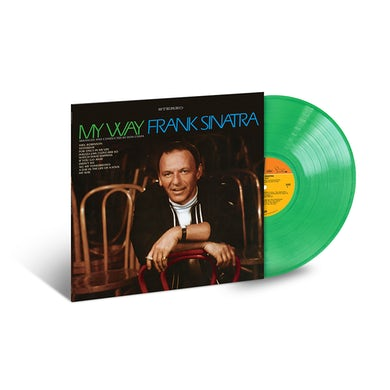 Frank Sinatra My Way 50th Anniversary Collector's Edition LP (Vinyl)