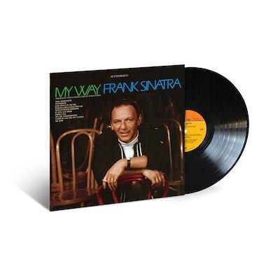 Frank Sinatra My Way 50th Anniversary LP (Vinyl)